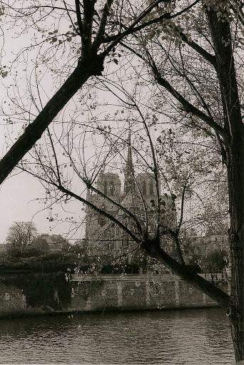 Paris November 2012 - Needlessly Retro Photography